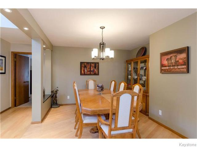 Photo 6: 19 Radium Cove in WINNIPEG: North Kildonan Residential for sale (North East Winnipeg)  : MLS(r) # 1601477