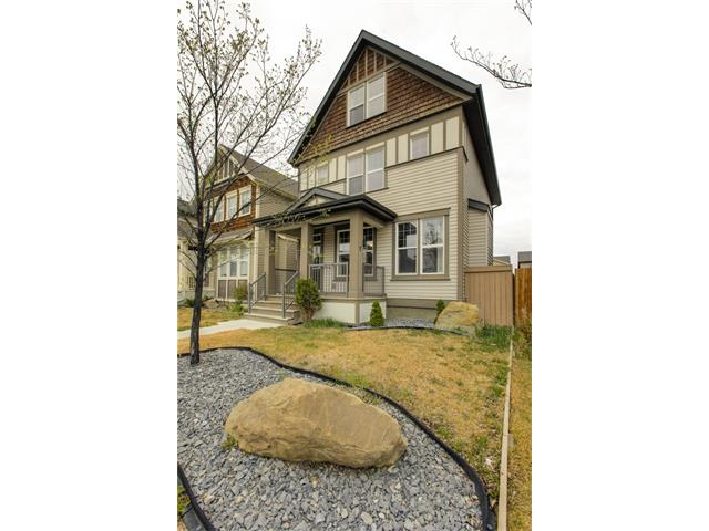 Photo 2: 15 SKYVIEW SPRINGS Crescent NE in Calgary: Skyview Ranch House for sale : MLS® # C4062075