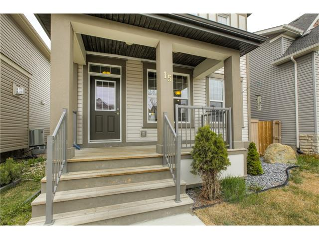 Photo 4: 15 SKYVIEW SPRINGS Crescent NE in Calgary: Skyview Ranch House for sale : MLS® # C4062075