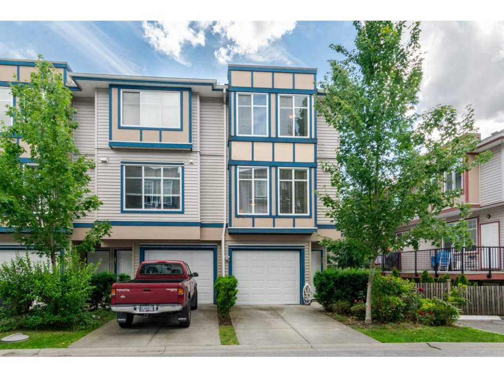 "Main Photo: 28 13899 LAUREL Drive in Surrey: Whalley Townhouse for sale in ""Emerald Gardens"" (North Surrey)  : MLS®# R2080198"