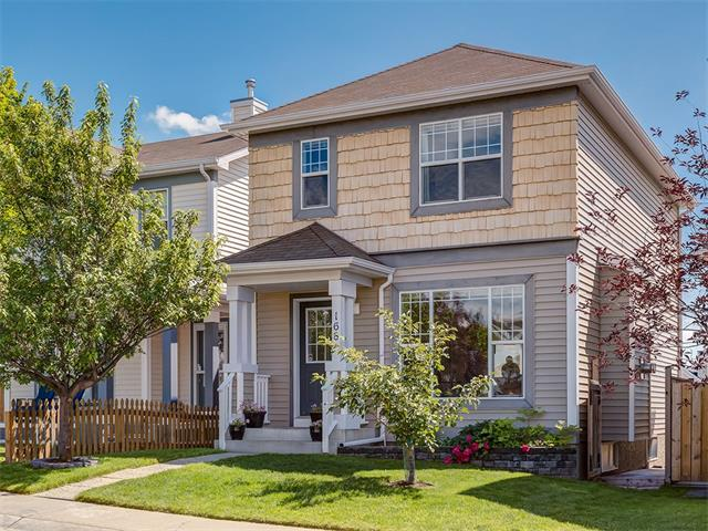 Main Photo: 168 TUSCANY SPRINGS Circle NW in Calgary: Tuscany House for sale : MLS(r) # C4073789
