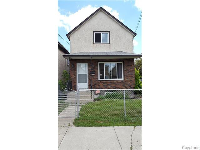 Main Photo: 255 Sherman Street in Winnipeg: Residential for sale (5A)  : MLS®# 1623055