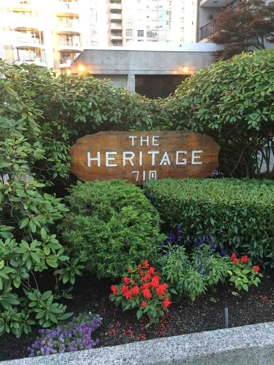 "Photo 19: 305 710 SEVENTH Avenue in New Westminster: Uptown NW Condo for sale in ""THE HERITAGE"" : MLS(r) # R2116270"