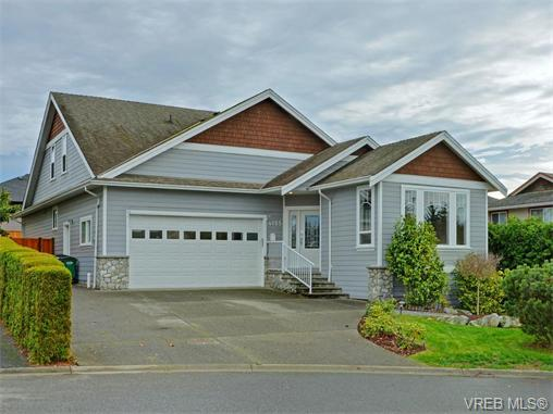 Main Photo: 4155 Roy Place in VICTORIA: SW Northridge Single Family Detached for sale (Saanich West)  : MLS(r) # 371824
