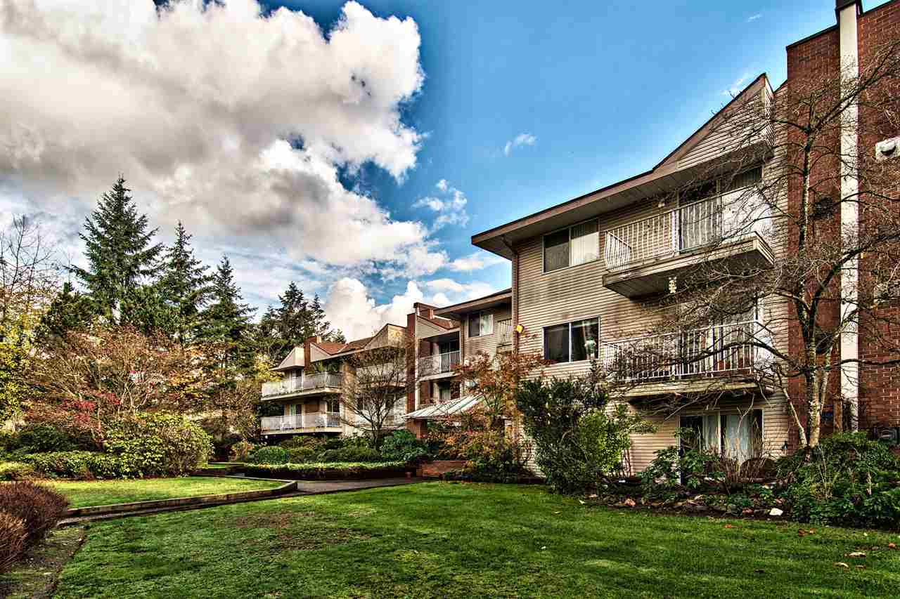 Main Photo: 306 1187 PIPELINE Road in Coquitlam: New Horizons Condo for sale : MLS® # R2123453