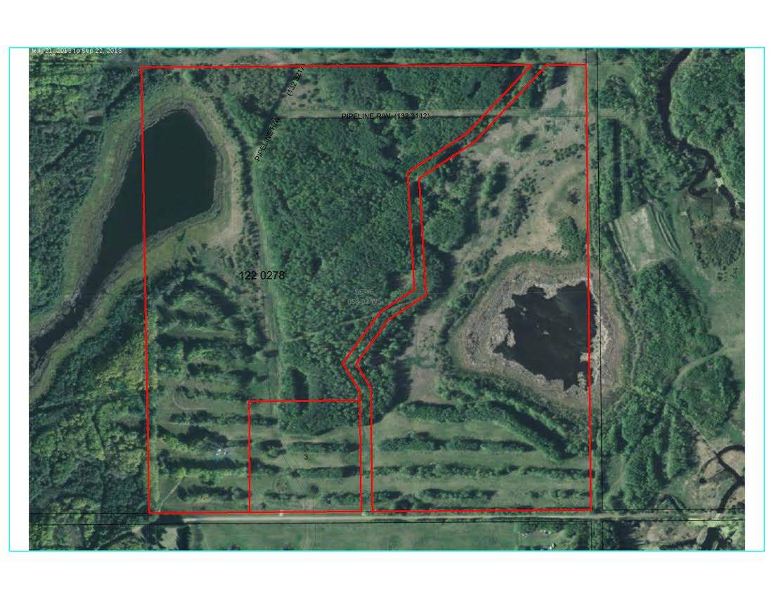 Main Photo: Twp 582 RR 22: Rural Barrhead County Rural Land/Vacant Lot for sale : MLS® # E4052188
