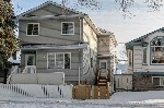 Main Photo: 12211 91 Street in Edmonton: Zone 05 House Half Duplex for sale : MLS(r) # E4053869