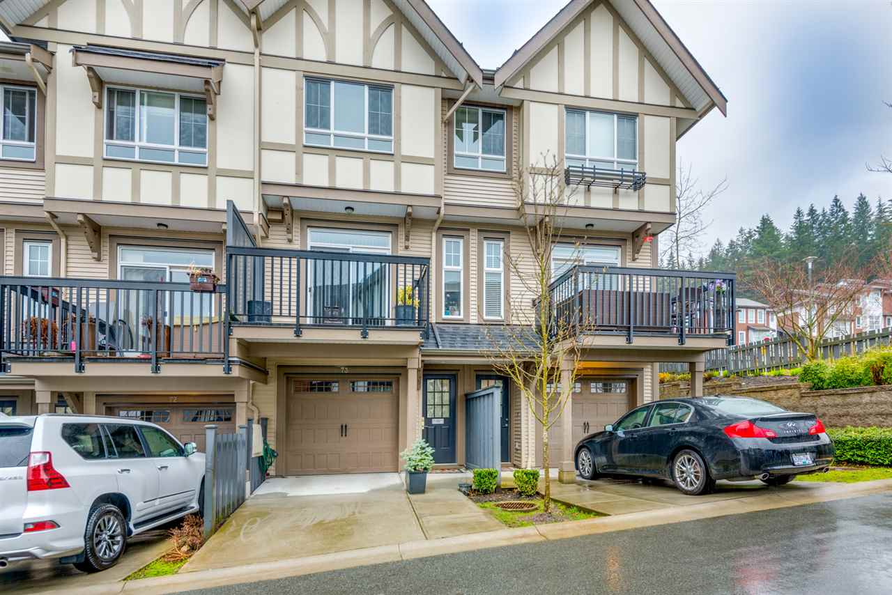 "Photo 20: 73 1338 HAMES Crescent in Coquitlam: Burke Mountain Townhouse for sale in ""FARRINGTON PARK"" : MLS® # R2153419"