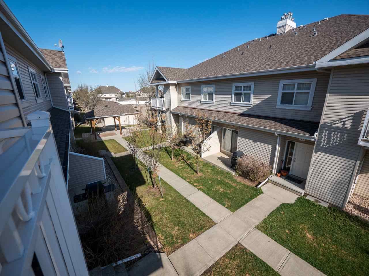 Photo 19: 71 3040 SPENCE Way in Edmonton: Zone 53 Townhouse for sale : MLS(r) # E4063695