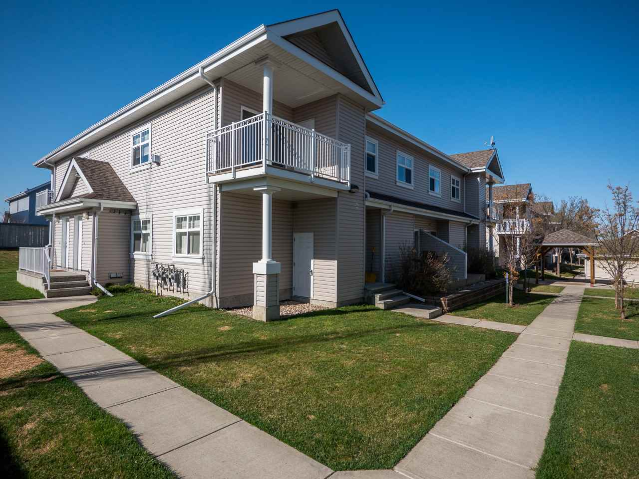 Photo 21: 71 3040 SPENCE Way in Edmonton: Zone 53 Townhouse for sale : MLS(r) # E4063695