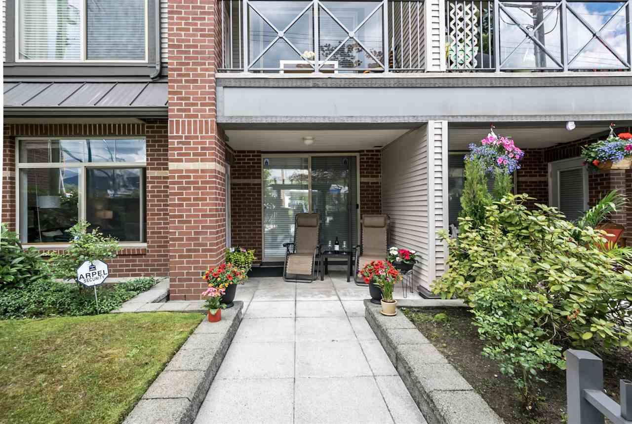 "Main Photo: 113 2330 WILSON Avenue in Port Coquitlam: Central Pt Coquitlam Condo for sale in ""SHAUGHNESSY WEST"" : MLS® # R2174055"