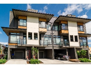 "Main Photo: 49 7811 209 Street in Langley: Willoughby Heights Townhouse for sale in ""EXCHANGE"" : MLS(r) # R2179349"