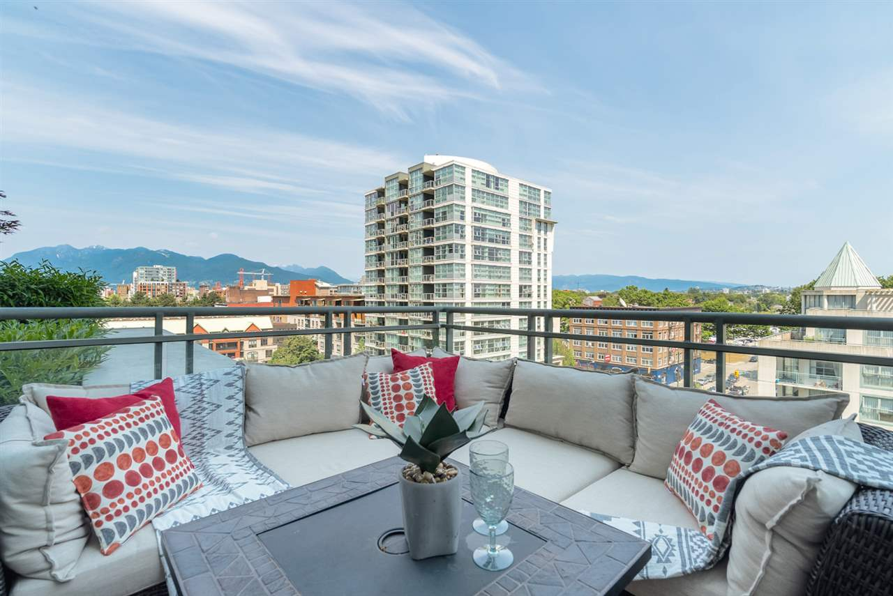 "Main Photo: 702 1128 QUEBEC Street in Vancouver: Mount Pleasant VE Condo for sale in ""City Gate"" (Vancouver East)  : MLS®# R2188835"