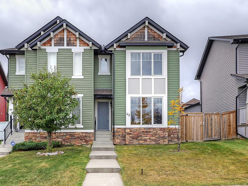 Main Photo: 43 EVERSYDE Heath SW in Calgary: Evergreen House for sale : MLS®# C4139021