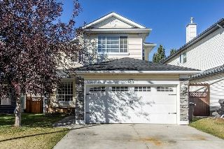 Main Photo: 67 CRYSTALRIDGE Close: Okotoks House for sale : MLS® # C4139446