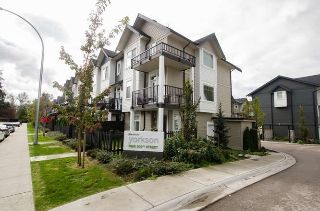 "Main Photo: 79 7665 209 Street in Langley: Willoughby Heights Townhouse for sale in ""Archstone Yorkson"" : MLS® # R2214054"
