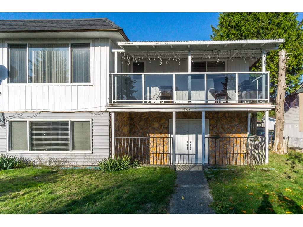 Main Photo: 12555 - 12557 96 Avenue in Surrey: Cedar Hills House Duplex for sale (North Surrey)  : MLS® # R2219748