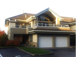 "Main Photo: 82 4001 OLD CLAYBURN Road in Abbotsford: Abbotsford East Townhouse for sale in ""Cedar Springs"" : MLS® # R2222857"