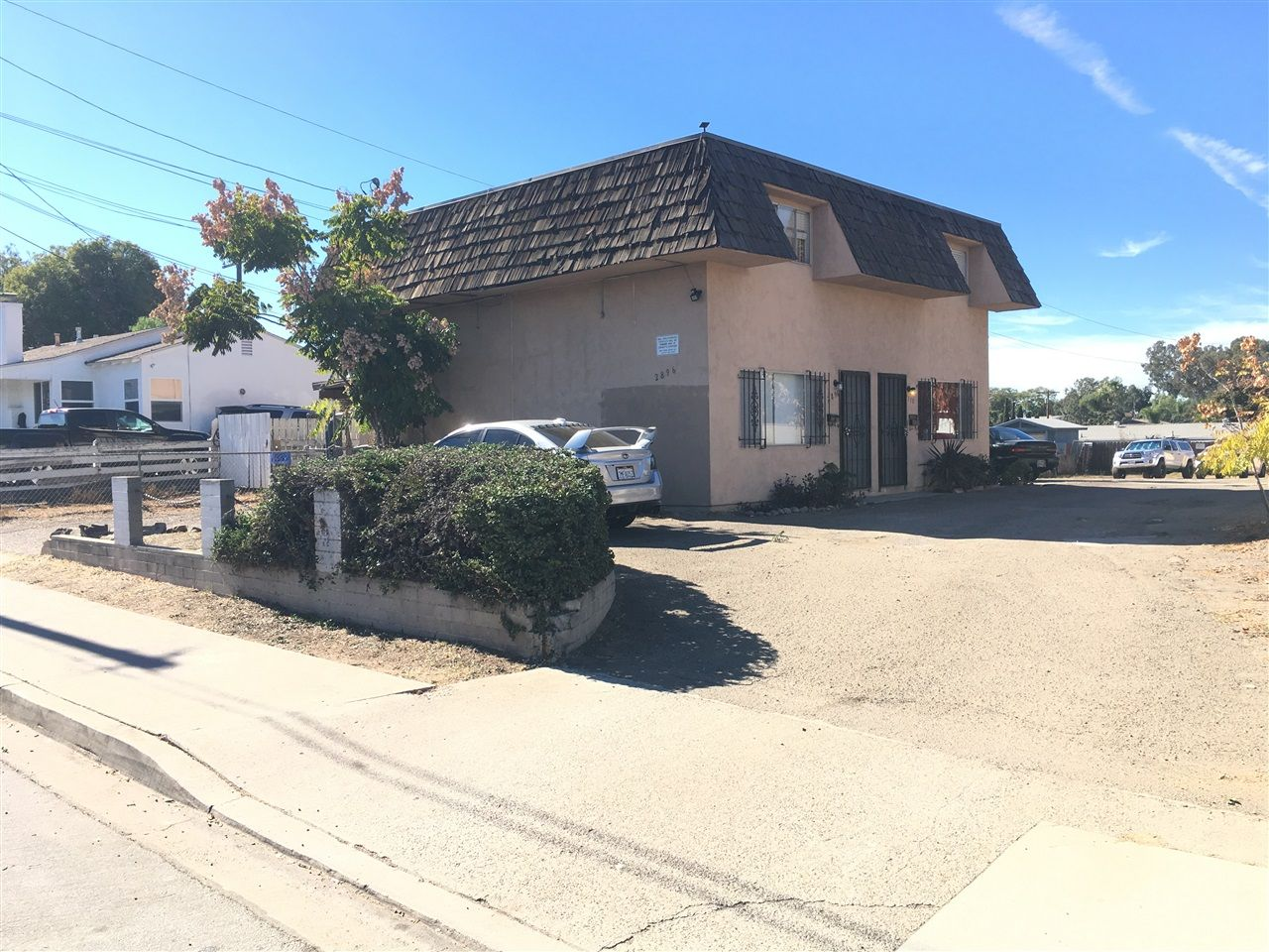 Main Photo: LEMON GROVE Property for sale: 2896-98 Massachusetts Avenue
