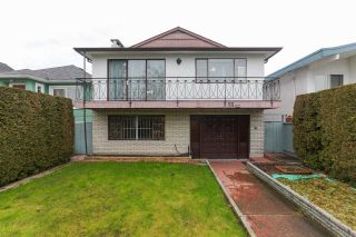 Main Photo: 55 EAST 49TH Avenue in Vancouver: Main House for sale (Vancouver East)  : MLS®# R2236136