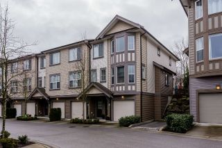 "Main Photo: 77 14838 61 Avenue in Surrey: Sullivan Station Townhouse for sale in ""Sequoia"" : MLS® # R2239071"