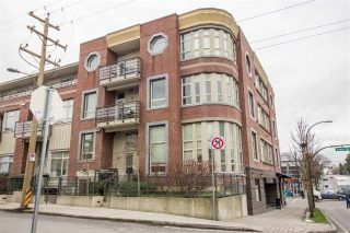 "Main Photo: 206 2828 MAIN Street in Vancouver: Mount Pleasant VE Townhouse for sale in ""DOMAIN"" (Vancouver East)  : MLS® # R2240754"