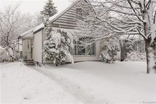 Main Photo: 583 Montrose Street in Winnipeg: River Heights Residential for sale (1D)  : MLS® # 1804721