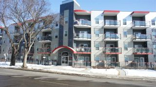 Main Photo: 307 10611 117 Street NW in Edmonton: Zone 08 Condo for sale : MLS®# E4100500