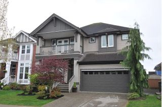 "Main Photo: 19554 SUTTON Avenue in Pitt Meadows: South Meadows House for sale in ""Rivers Edge"" : MLS®# R2262801"