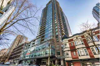"Main Photo: 2403 888 HOMER Street in Vancouver: Downtown VW Condo for sale in ""THE BEASLEY"" (Vancouver West)  : MLS®# R2308021"