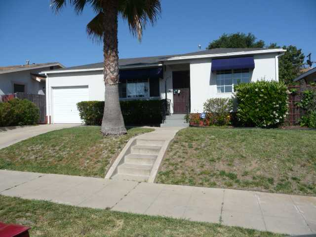 Main Photo: NORTH PARK House for sale : 2 bedrooms : 3719 Wilson in San Diego