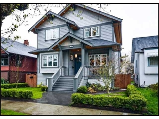 Main Photo: 3309 W 12TH AV in Vancouver: Kitsilano House for sale (Vancouver West)  : MLS(r) # V1009106
