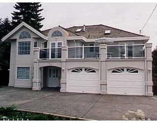 Main Photo: 909 GRANT ST in Coquitlam: Coquitlam West House for sale : MLS(r) # V592895