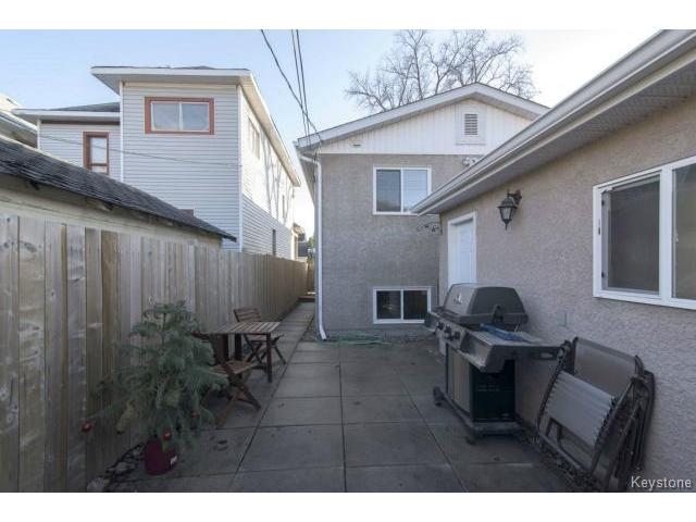 Photo 18: 169 Gordon Avenue in WINNIPEG: East Kildonan Residential for sale (North East Winnipeg)  : MLS® # 1507266