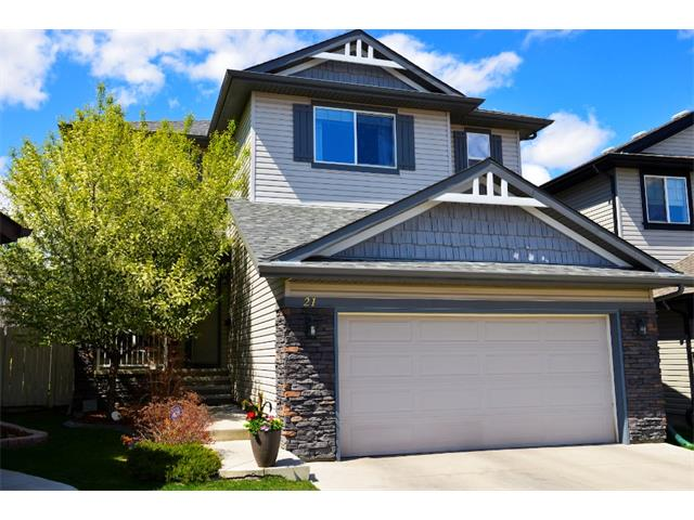 Main Photo: 21 MORNINGSIDE Bay SW: Airdrie House for sale : MLS®# C4011063