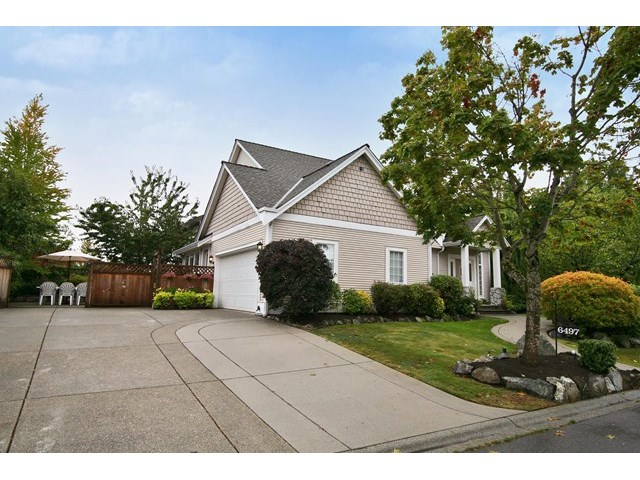 Main Photo: 6497 188A Street in Surrey: Cloverdale BC House for sale (Cloverdale)  : MLS®# F1450620