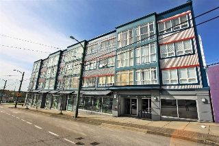 "Main Photo: 306 3423 E HASTINGS Street in Vancouver: Hastings East Condo for sale in ""ZOEY/HASTINGS"" (Vancouver East)  : MLS(r) # R2030428"