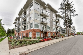 "Main Photo: 224 15956 86A Avenue in Surrey: Fleetwood Tynehead Condo for sale in ""Ascend"" : MLS®# R2065905"