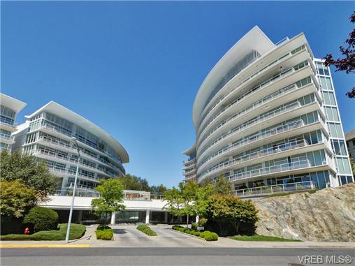 Main Photo: 319 68 Songhees Road in VICTORIA: VW Songhees Condo Apartment for sale (Victoria West)  : MLS® # 366106