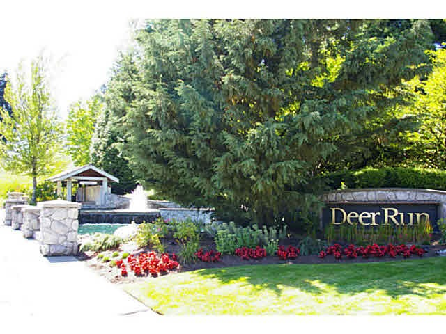 "Main Photo: 21 3355 MORGAN CREEK Way in Surrey: Morgan Creek Townhouse for sale in ""Deer Run"" (South Surrey White Rock)  : MLS® # R2078202"