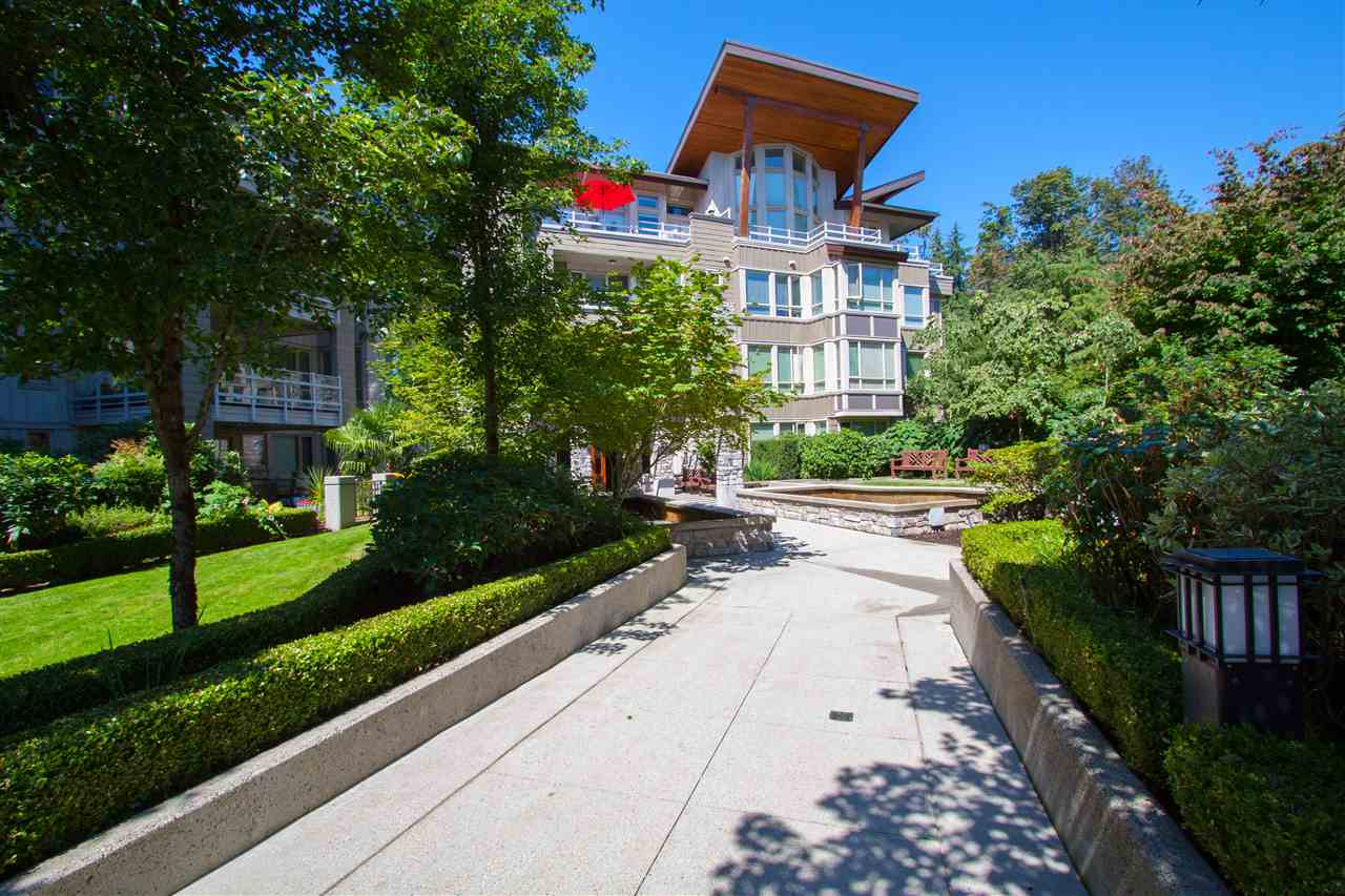 "Main Photo: 408 560 RAVENWOODS Drive in North Vancouver: Roche Point Condo for sale in ""SEASONS"" : MLS® # R2095294"