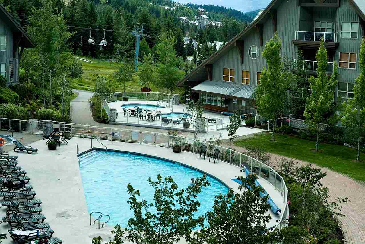 "Main Photo: 134 4800 SPEARHEAD Drive in Whistler: Benchlands Condo for sale in ""ASPENS"" : MLS®# R2116152"