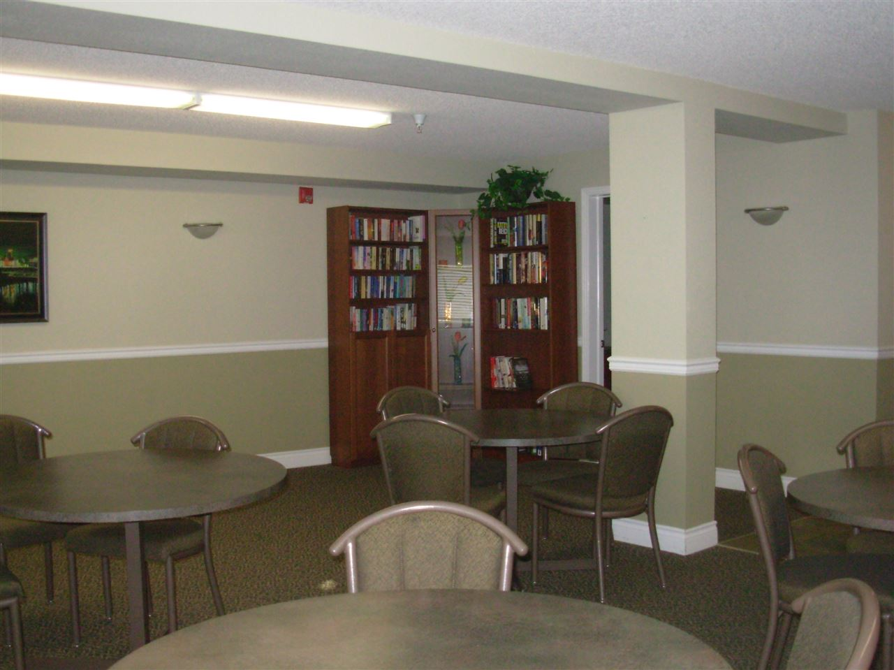 This room is available for those large gatherings of family or friends!