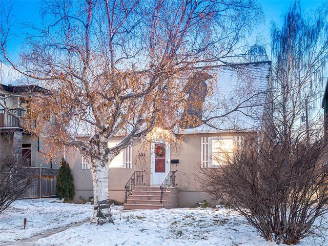 Main Photo: 453 29 Avenue NW in Calgary: Mount Pleasant House for sale : MLS® # C4091200