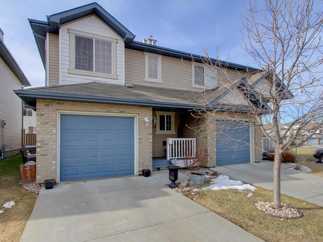 Main Photo: 29 700 BOTHWELL Drive: Sherwood Park Townhouse for sale : MLS(r) # E4061618