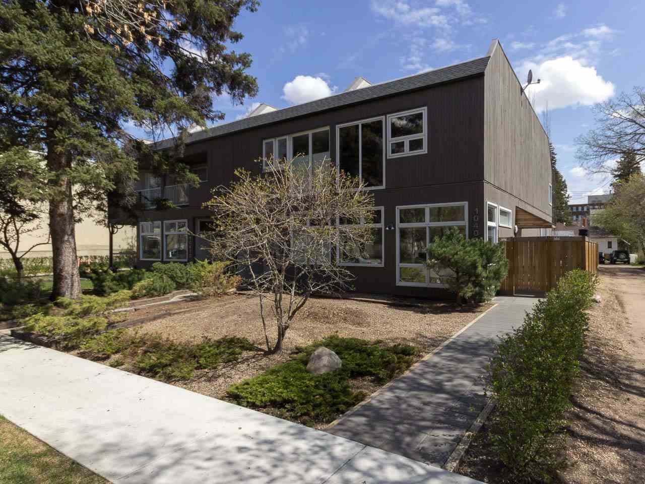 Main Photo: 10409 126 Street in Edmonton: Zone 07 Townhouse for sale : MLS® # E4063453