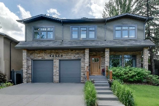 Main Photo: 14519 SUMMIT Drive in Edmonton: Zone 10 House for sale : MLS® # E4070207