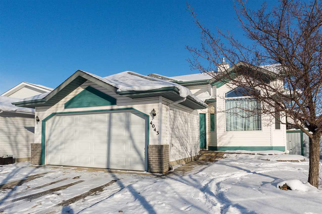 Main Photo: 4043 30 Street in Edmonton: Zone 30 House for sale : MLS® # E4087852