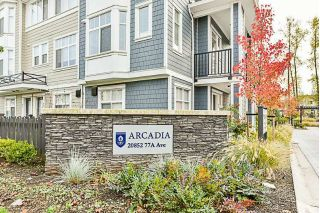 "Main Photo: 79 20852 77A Street in Langley: Willoughby Heights Townhouse for sale in ""Arcadia"" : MLS® # R2220798"