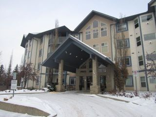 Main Photo: 222 100 FOXHAVEN Drive: Sherwood Park Condo for sale : MLS® # E4088713